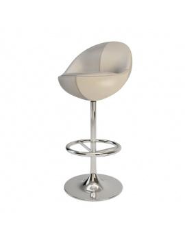 armchair-and-barstool-venus-3d-barstool
