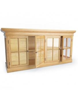 wooden-storage-furniture-3d-oak-low-sideboard