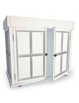 wooden-storage-furniture-3d-white-chest-drawers-wireframe
