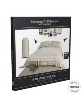 new-york-modern-bedroom-3d