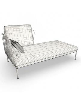 collection-3d-de-mobilier-d-exterieur-en-metal-modele-3d-fleurs-canape-angle-filaire
