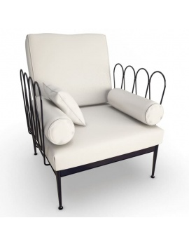 mobilier-exterieur-metallique-fleurs-3d-fauteuil-2