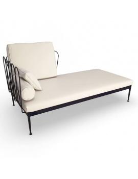 mobilier-exterieur-metallique-fleurs-3d-angle-canape