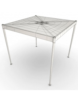 outdoor-furniture-fleurs-unopiu-3d-table-wireframe