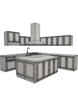 cuisine-equipee-et-ilot-central-3d-modules-mobilier-filaire