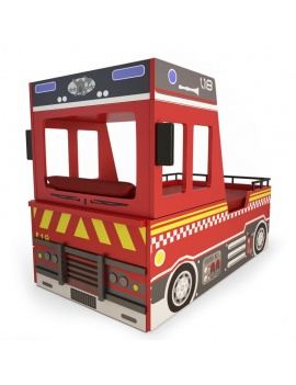 children-fire-truck-bed-3d