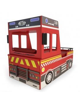lit-camion-pompier-chambre-enfant-3d