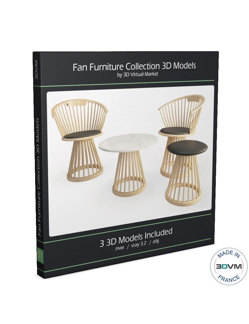 -fan-wooden-furniture-3d