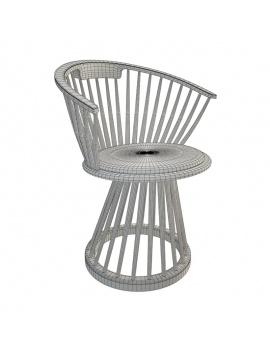 collection-mobilier-en-bois-fan-3d-chaise-filaire