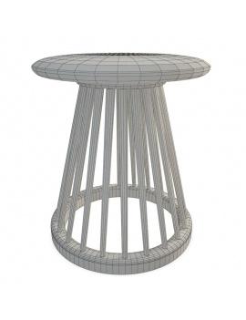 collection-mobilier-en-bois-fan-3d-tabouret-filaire