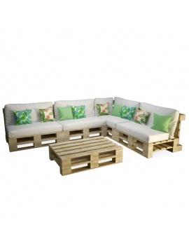 canape-d-angle-et-table-palettes-3d