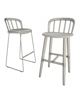 barstools-nym-3d-wireframe