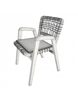 wooden-braided-chair-3d-wireframe