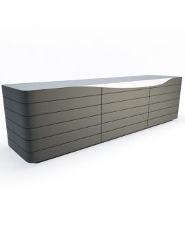 sideboard-ora-ito-roche-bobois-3d-2