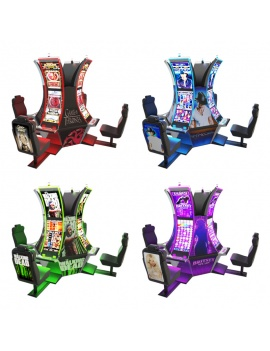 slot-machine-casino-arc-x4-3d-models