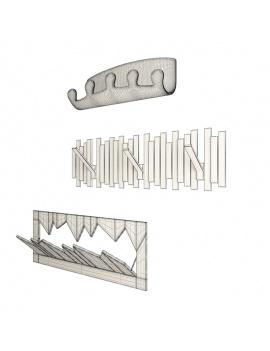 coat-hanger-design-pack-3d-design-wireframe