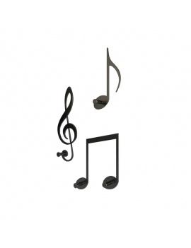 coat-hanger-design-pack-3d-music