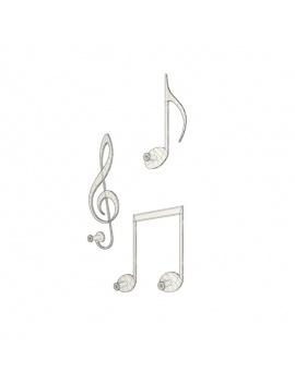coat-hanger-design-pack-3d-music-wireframe