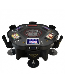 table-de-jeux-roulette-royal-crown-3d