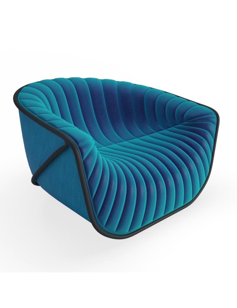 nautil-armchair-roche-bobois-3d