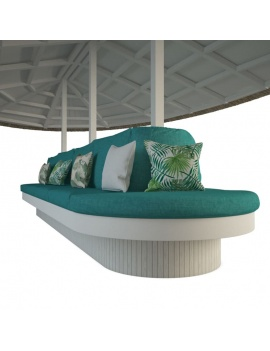 gazebo-with-bench-seat-3d-cushions