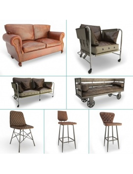 vintage-furniture-chairs-and-sofas-3d-cover