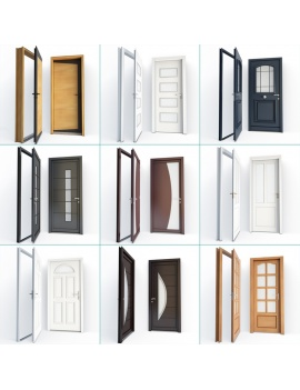 doors-collection-3d-cover