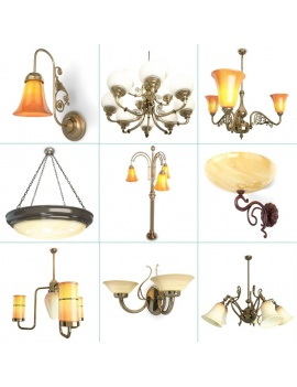 antique-lights-collection-3d-cover