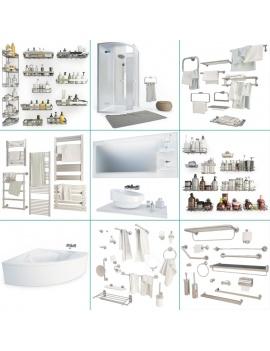 collection-mobilier-et-accessoires-salle-de-bain-3d-couverture