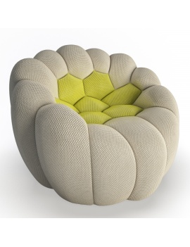 bubble-sofa-roche-bobois-3d-model