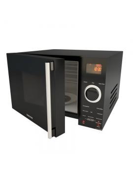 microwave-samsung-3d-model