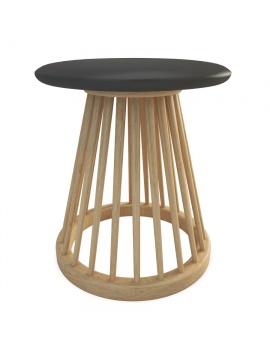 tom-dixon-fan-stool-3d-model