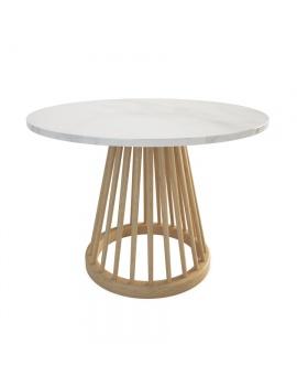 tom-dixon-fan-low-table-3d-model