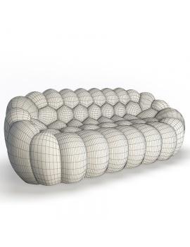 bubble-sofa-roche-bobois-3d-model-wireframe