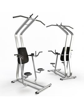 multifunction-strength-training-tower-3d-model