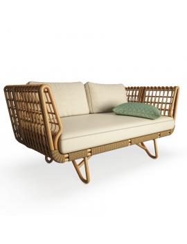 nest-rattan-outdoor-sofa-3d-model