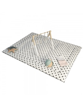 carpet-and-baby-toys-3d-model