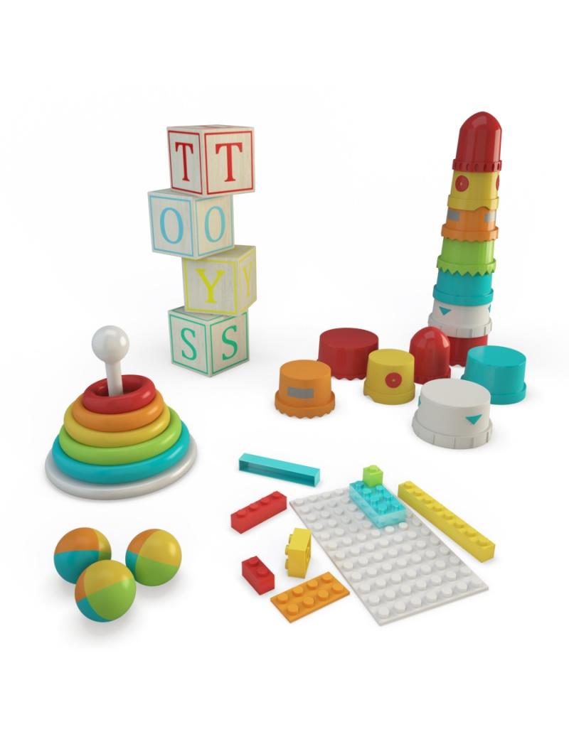 plastic-toys-kids-3d-model