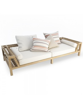 wooden-sofa-2-seaters-synthesis-unopiu-3d-model