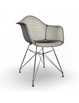 eames-armchair-set-by-vitra-3d-model-darr-wireframe-01