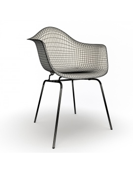 eames-armchair-set-by-vitra-3d-model-dax-wireframe-01