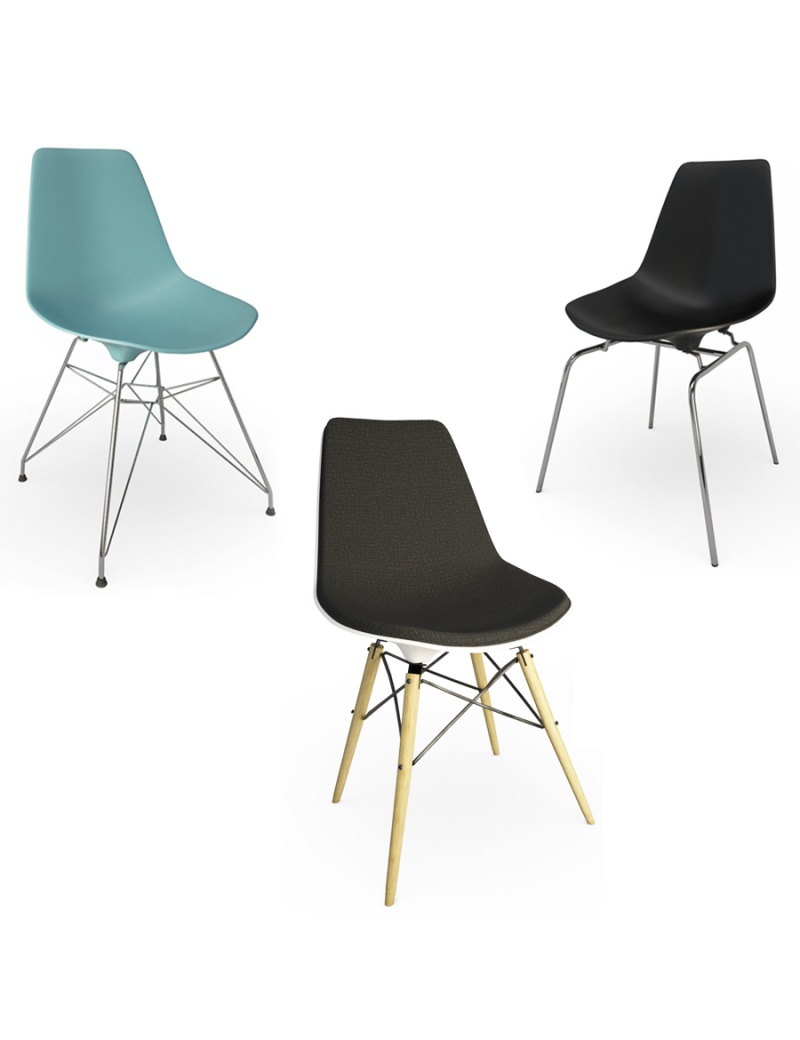 eames-chair-set-by-vitra-3d-model
