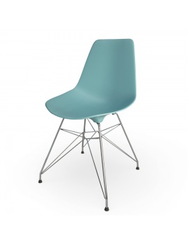 eames-chair-set-by-vitra-3d-model-dsr
