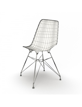 eames-chair-set-by-vitra-3d-model-dsr-wireframe-02