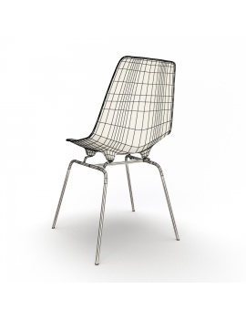 eames-chair-set-by-vitra-3d-model-dsx-wireframe-02