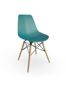 eames-chair-dsw-vitra-3d-model