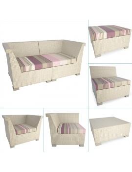 resin-outdoor-furniture-set-rio-3d-model