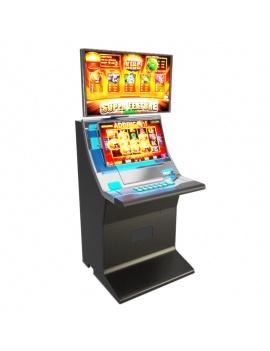 machines-a-sous-casino-helix-superscreen-modele-3d