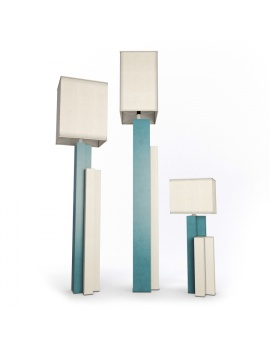abba-floor-lamp-faiencerie-de-charolles-3d-model