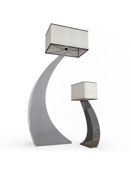 lampe-zephyr-faiencerie-de-charolles-modele-3d